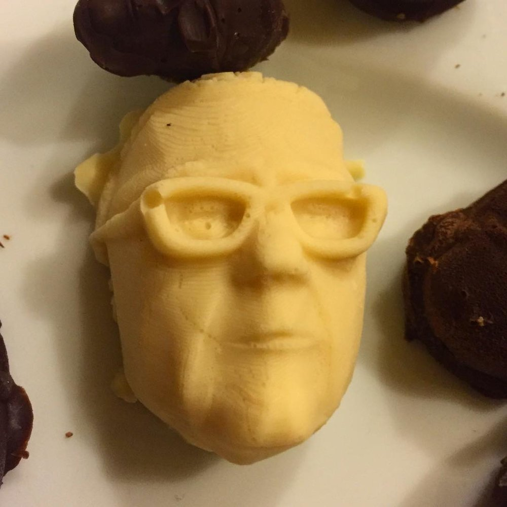 mmmm....Chocolate.